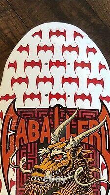 Powell Peralta Steve Caballero Skateboard OG
