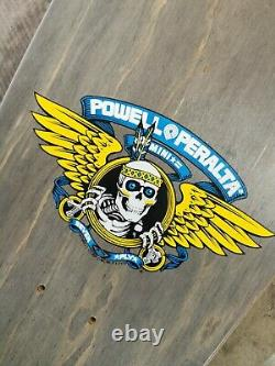 Powell Peralta Steve Saiz Skateboard Deck Old School NOS