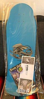 Powell Peralta Tony Hawk Bones Brigade Skateboard Deck