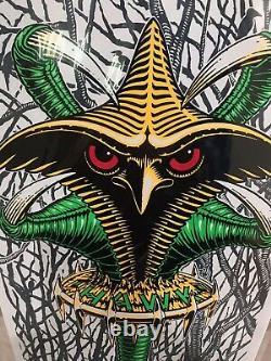 Powell Peralta Tony Hawk CLAW Bones Brigade Limited Skateboard Deck Sold Out