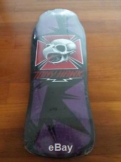 Powell Peralta Tony Hawk Chicken Skull NOS Vintage Skateboard Deck Not Reissue