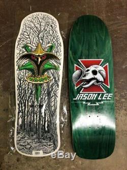 Powell Peralta Tony Hawk Claw Jason Lee Dodo Skull Skateboard Deck Pack