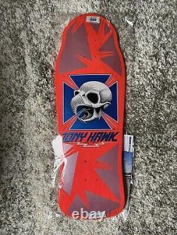 Powell Peralta Tony Hawk Reissue Skateboard Deck Bones Brigade Series 6