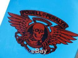 Powell Vintage 80s SkateBoard Deck Dragon Rare Caballero alva Tony Hawk F/S