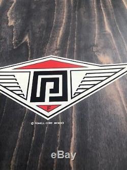 Powell peralta skateboard RARE 1991 Ray Barbee Tarot deck vintage not reissue
