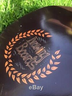Pro Complete Skateboard Deck Trux Trucks Drawing Boards Speed Demons Over £100