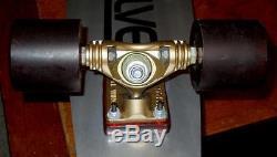 Quicksilver 90kg SIMS Powell Skateboard Deck GullWing HPG IV Trucks Wheels Mint