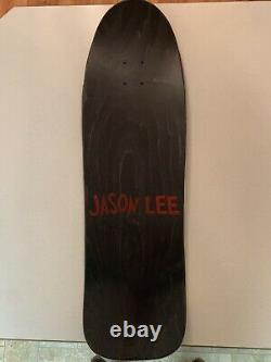 RARE Blind Jason Lee Grinch Primewood World Industries Skateboard Deck Vintage