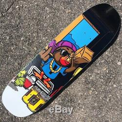 RARE Cliché LAST SUPPER Skateboard 11 Deck Set World Industries Marc McKee Blind