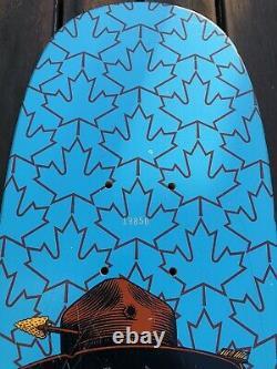 RARE Powell Peralta Kevin Harris 2005 Skateboard Deck Santa Cruz Sims Alva