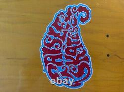 RARE Skateboard Paisley by Sean Cliver Serial Killer