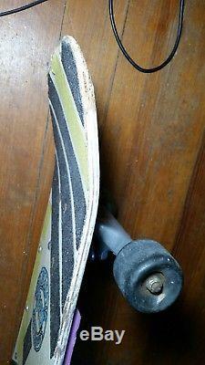 RARE VINTAGE 80s G&S Neil Blender complete Skateboard deck nostalgic classic