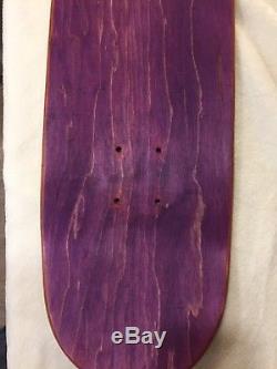 RARE! Vintage NOS 90s ALIEN WORKSHOP JOHN DRAKE Skateboard Skate Board Deck sect