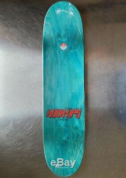 RARE WAITRESS TRIXIE HOOK-UPS SKATEBOARD DECK ANIME GIRL jk industries supreme