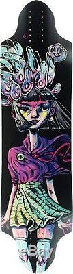 RAYNE SAVAGE LOLO LONGBOARD SKATEBOARD DECK-10x37