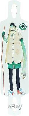RAYNE VENDETTA GOSHA LONGBOARD SKATEBOARD DECK-10x40