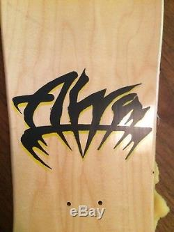 Rare 1988 Alva Fred (Freddie) Smith Punk Size Vintage NOS Skateboard Deck