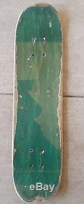 Rare 1994 Jamie Thomas Invisible SLICK skateboard Toy Machine slick Zero vtg