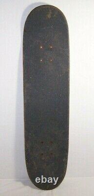 Rare 2005 Baker Kevin Spanky Long Aqua Teen Hunger Force Skateboard 8 X 31.5