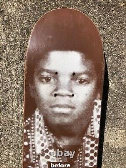 Rare 90's NOS 1994 EVOL Ben Erpelding Skateboard! Michael Jackson 5 H Street