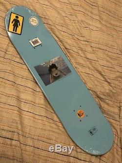 Rare GIRL Limited Edition Skateboard Deck Spike Jonze Photo Series Bjork