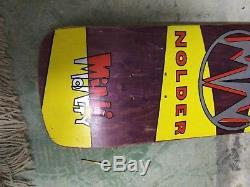 Rare NOS Vintage 1980's Bad Boy Club Board Division Monty Nolder Skateboard