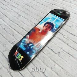 Rare New Damn x Kids The Movie Larry Clark Skateboard Deck Skate Harmony Korine