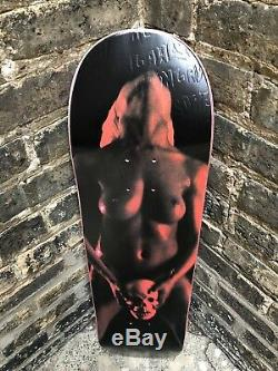 Rare Nos Original f cking awesome FA/Hockey Skateboard Deck Supreme Girl