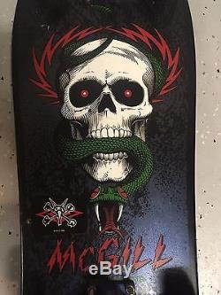 Rare Powell Peralta Skateboard Mike McGill Complete Original
