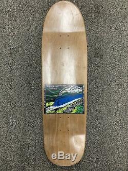 Rare Vintage World Industries Ron Chatman Nos Skateboard Deck Raymond Pettibon