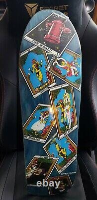 Ray Barbee Tarot Card skateboard deck Mini OG