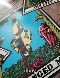 Ray barbee skateboard deck tarot card powell peralta