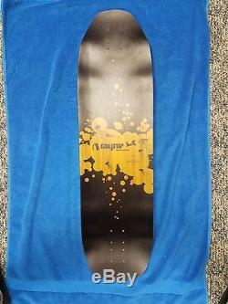 Rayne Greener Pastures Fortune Limited Edition 11/30 Longboard Deck