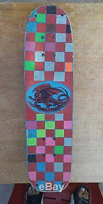 Real Original 1985 Rodney Mullen Bones Brigade Skateboard Powell Peralta