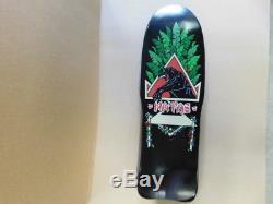 Reissue Santa Cruz Natas Panther Skateboard