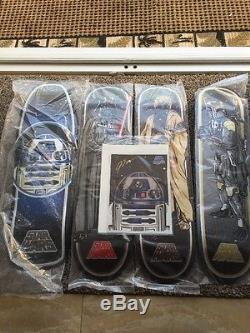 Santa Cruz Star Wars Skateboard Decks Comic-con Limited Pick One