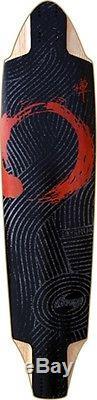SAYSHUN 39.25 SPEED Longboard Deck-9.75 W GRIP