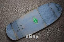 SIMS LAMAR Vintage Skateboard Deck 1980 Concave Dogtown Alva Era Barn Find