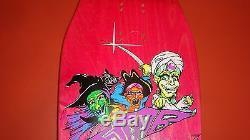 SIMS STAAB mini skateboard deck 1991 NOS old school vintage