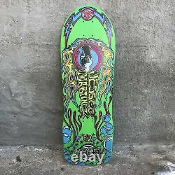 SMA Jesse Martinez Handshake Santa Monica Old School Reissue Skateboard Deck