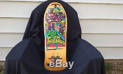 SMA Skateboard Deck Jim Thiebaud Joker original
