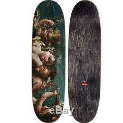 SUPREME Bacchanal Skateboard camp pcl box logo comme S/S 15