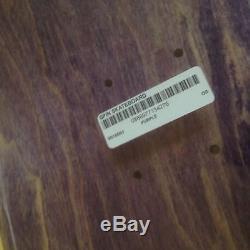 SUPREME x SPIN SKATE DECK SKATEBOARD PRINCE SAVILLE BOX HIRST ARABIC EAT ME SS16