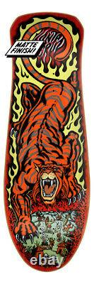 Salba Tiger Reissue Santa Cruz Skateboard Deck