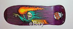 Santa Cruz Corey O'brien Reaper Reissue 2019 Purple Stain Skateboard Deck NIS