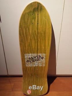 Santa Cruz Corey Obrien O Brien Reaper NOS Vintage Skateboard Deck Not Reissue