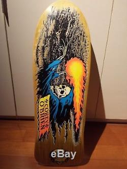 Santa Cruz Corey Obrien O Brien Reaper OG NOS Vintage Skateboard Deck Nt Reissue