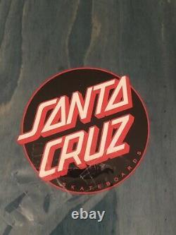 Santa Cruz Erick Winkowski Ghost Preissue Skateboard Deck New