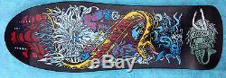 Santa Cruz Jason Jessee Neptune 30 Year Anniversary Skateboard Deck EXC
