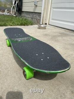 Santa Cruz Jason Jessee Neptune Skateboard Deck Independent Trucks Bones Wheels